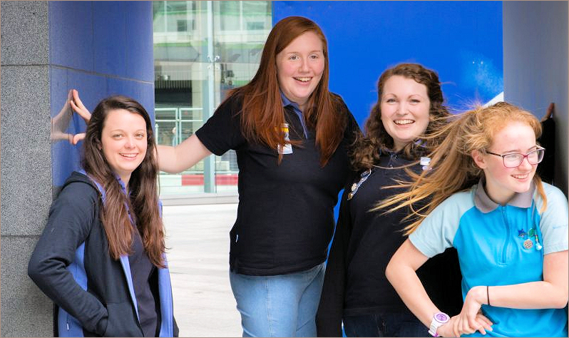 Girlguiding Scotland's Youth Forum